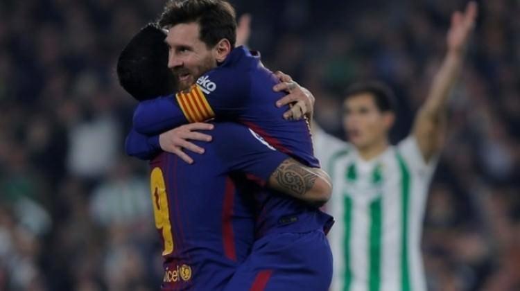 Barcelona sonradan açıldı: 5-0