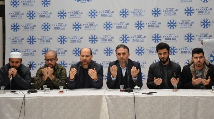 Farklı milliyetten gençler Afrin için toplandı
