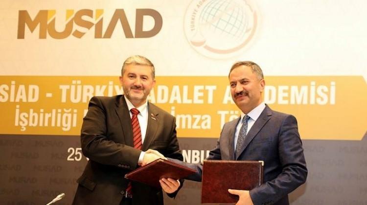 MÜSİAD ile TAA iş birliği protokolü imzaladı