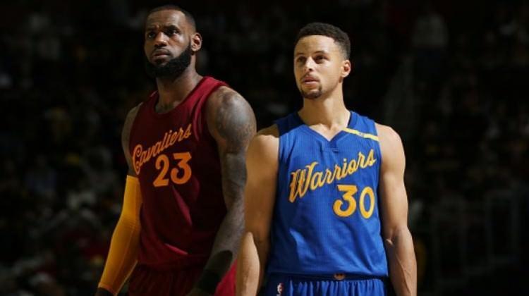 LeBron ve Curry, All-Star takımlarını seçti