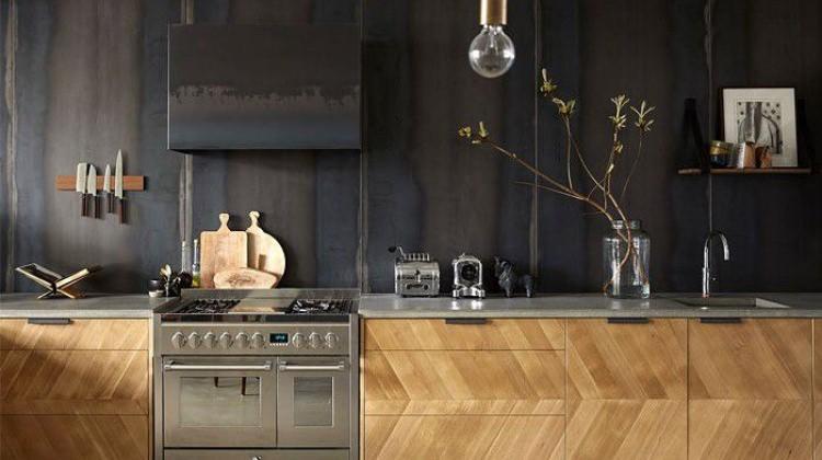 Mutfaklara renk katan dekoratif aksesuarlar