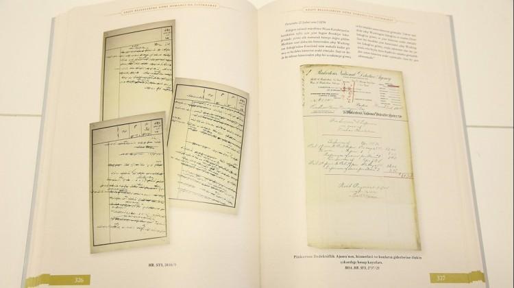 Osmanlı istihbaratının belgeleri ortaya çıktı