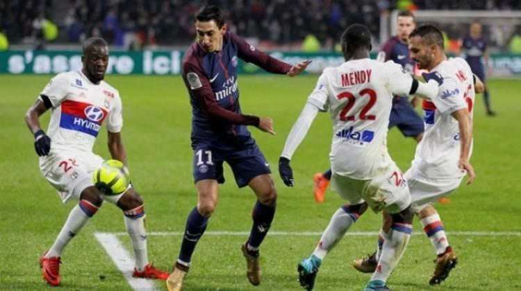 Paris Saint-Germain 90+4'te yıkıldı