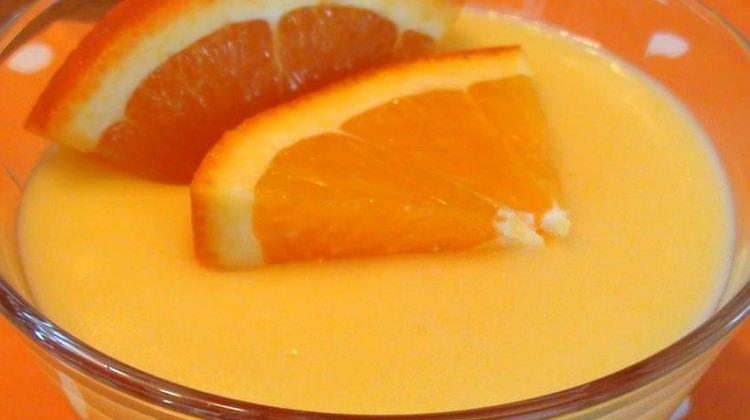 Portakallı puding tarifi