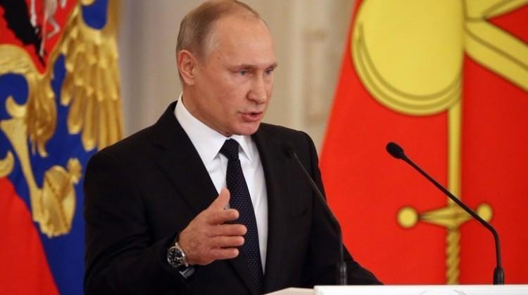 Putin sürpriz 'Suriye' kararı!