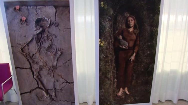 6.000 yıllık 'anne ve bebek' iskeleti bulundu!