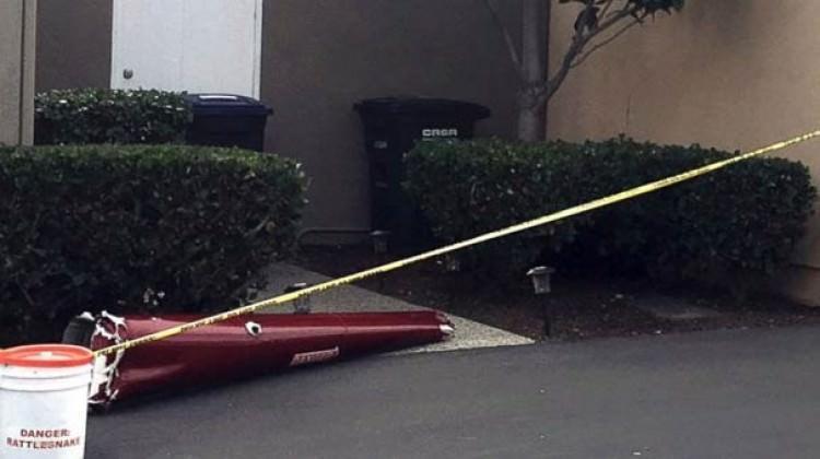 ABD'de, helikopter evin üzerine düştü: 3 ölü!