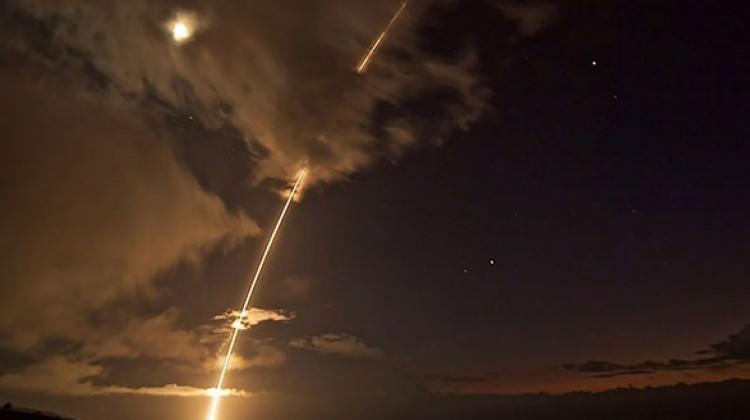 ABD'nin füze savunma testi başarısız oldu