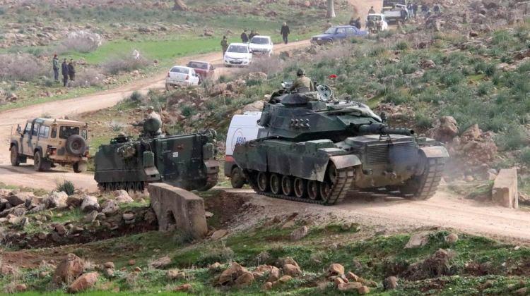 Bordo bereliler Şeyh Horoz'da...Şehit haberi geldi