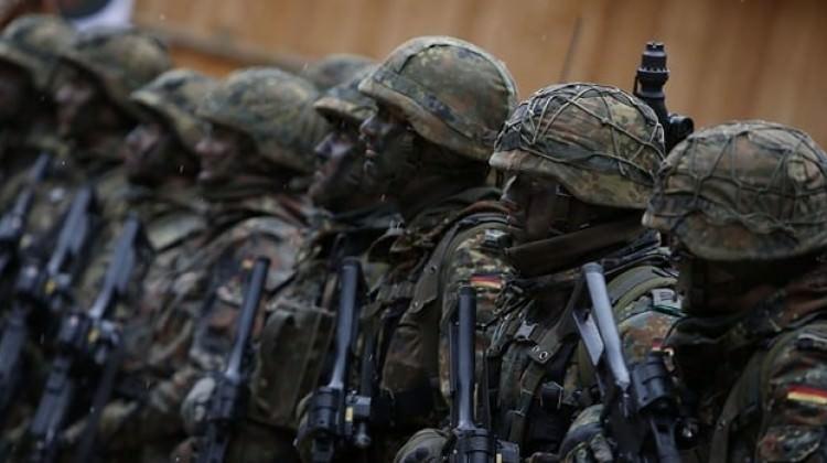 Alman ordusu perişan halde