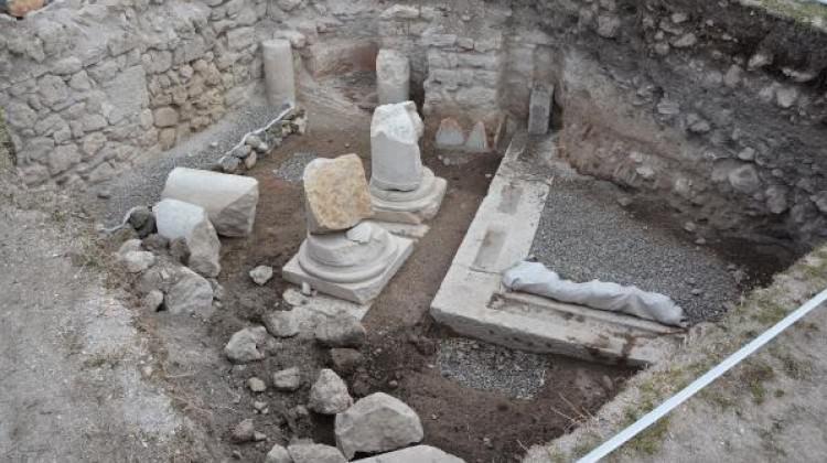 Bin 500 yıllık kilise ortaya çıkarıldı