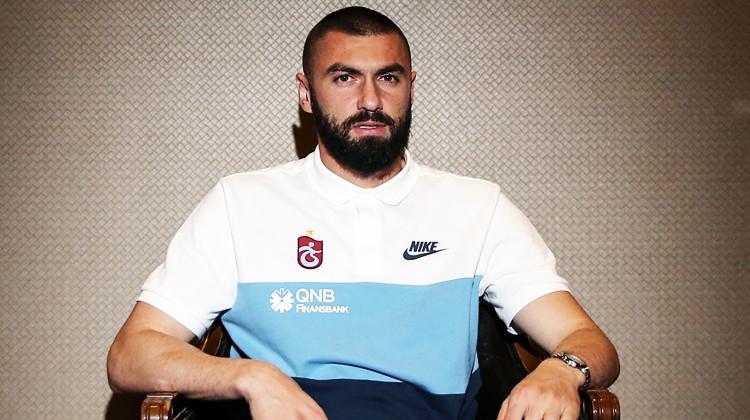 Burak: Beşiktaş galibiyeti sizlere yakışır