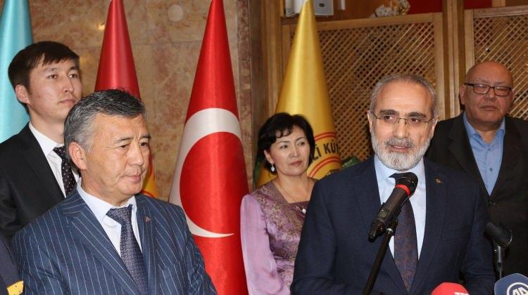 Cengiz Aymatov Ankara'da anıldı