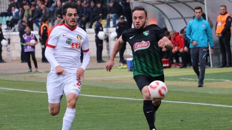 Eskişehirspor'dan kritik galibiyet!