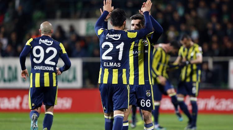 Fenerbahçe 90+4'te tur kapısını araladı!
