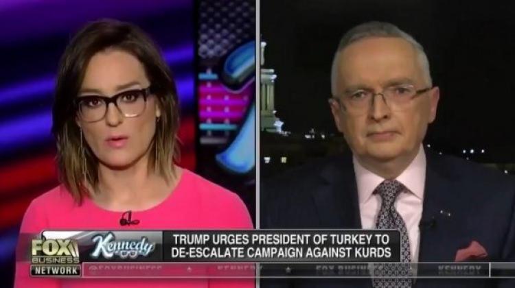 FOX TV'de teröre övgü Türkiye aleyhine alçak yayın