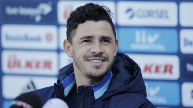 Giuliano: Başakşehir'e karşı oynamak istiyorum