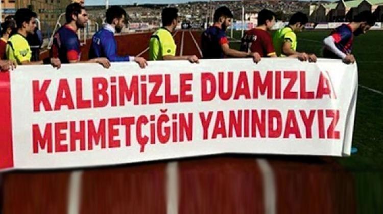 İşte Mehmetçik pankartı taşımayan Amed'in cezası