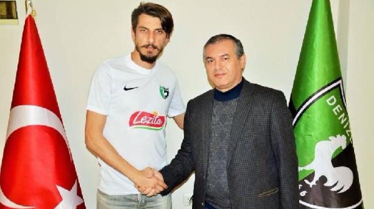 Mehmet Akyüz Denizlispor'da