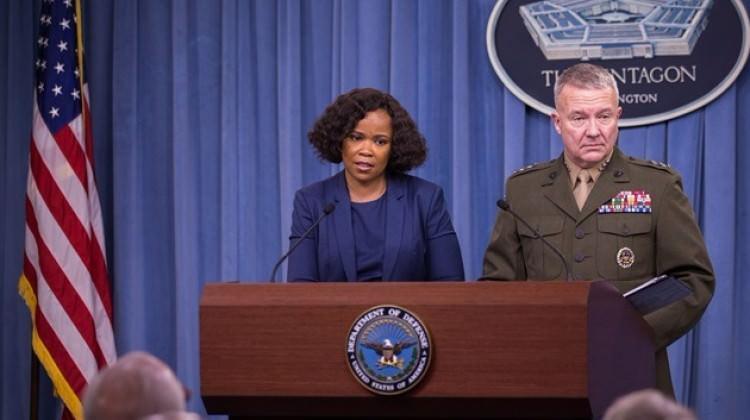Pentagon: Afrin'de sivil kayıp yok