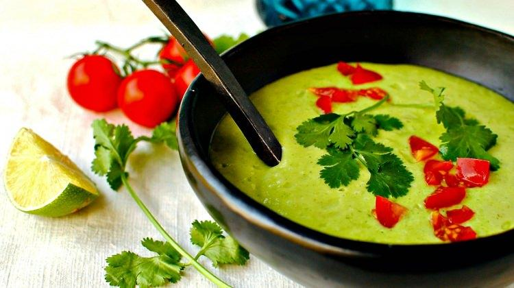 Salatalıklı nane çorbası tarifi