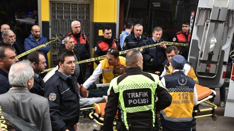 Samsun'da asansör faciası! 2 ölü