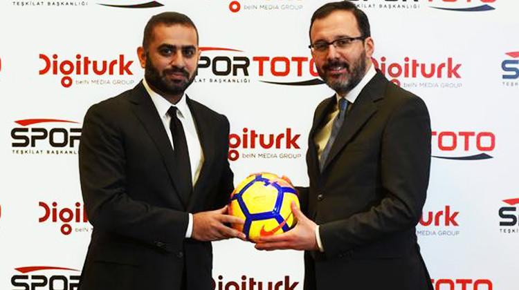 Süper Lig'e isim sponsoru! Yeniden...