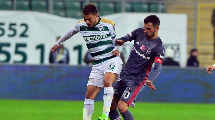 Yusuf, Beşiktaş'ı görünce tutulmuyor!