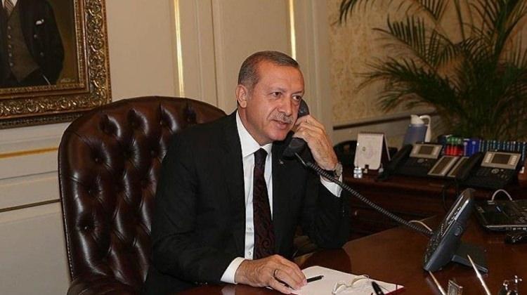 Mirziyoyev'den Erdoğan'a davet