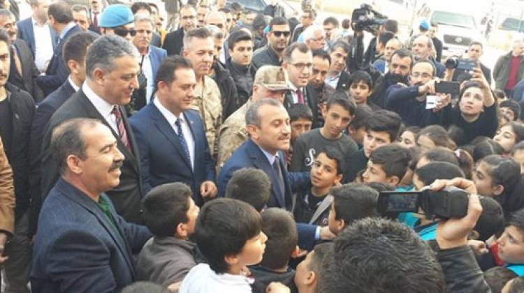 Tunceli'de 150 kişilik tekstil fabrikası açıldı