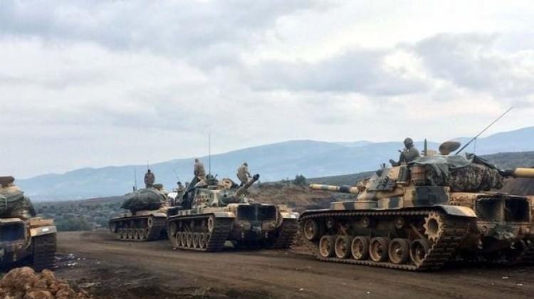 Afrin'de bir köy daha teröristlerden temizlendi!