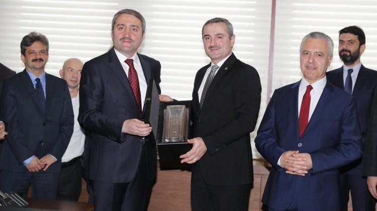 AK Parti İstanbul İl Başkanlığı'nda devir teslim