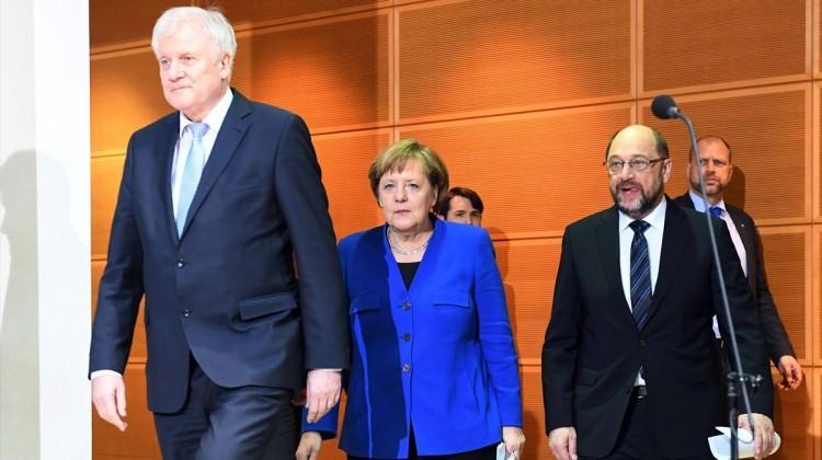 Almanya'da koalisyon anlaşmasında Türkiye detayı!