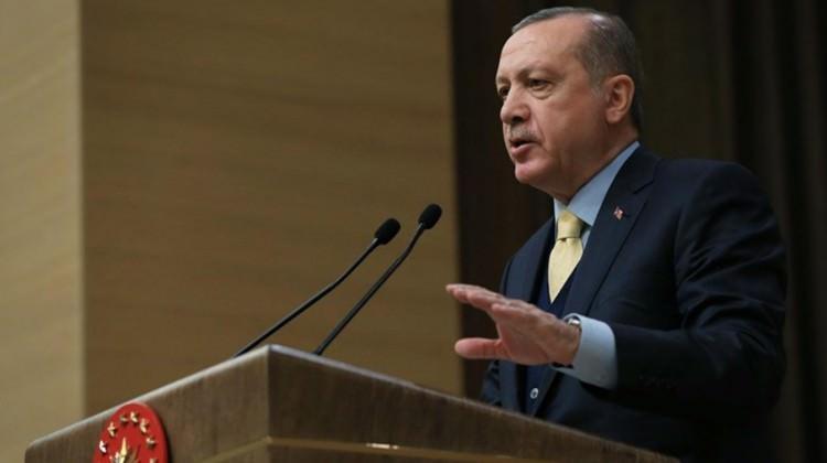 Erdoğan resti çekti: İspat et, görevden çekilirim!