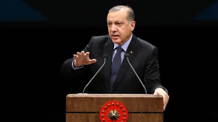 Erdoğan: Yapılabilecek en büyük ihanet bu!