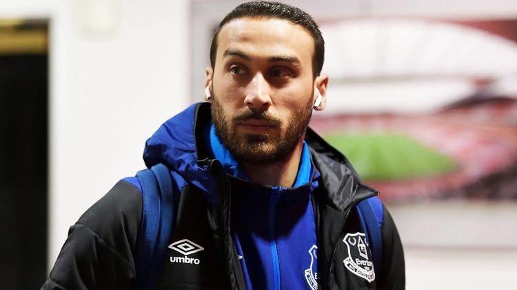 Everton'da Cenk Tosun patlaması! 'Defol git'