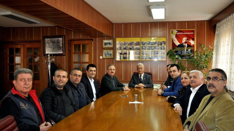 AK Parti İzmir Milletvekili Sürekli Tire'de