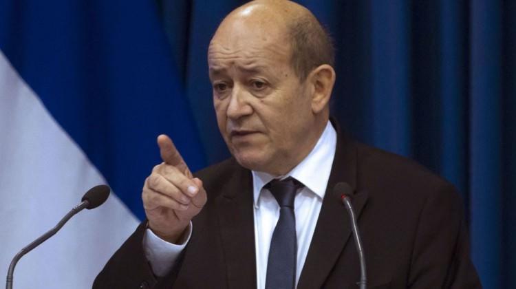 Fransa'dan küstah Afrin çağrısı!