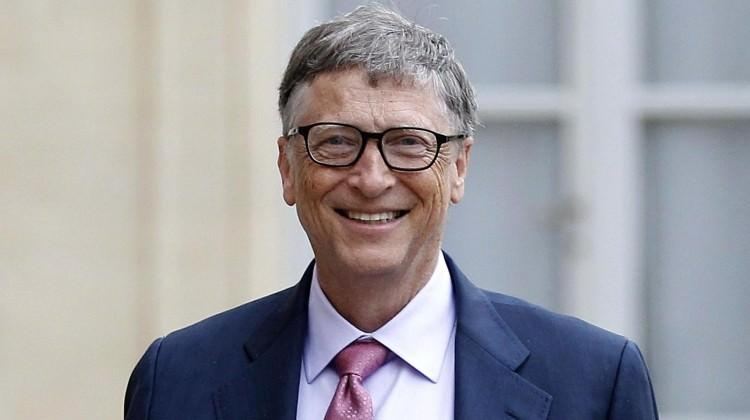 G.Saray başkanının Bill Gates anısı
