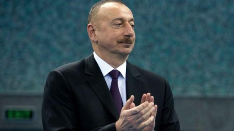 İlham Aliyev Cumhurbaşkanlığına aday oldu