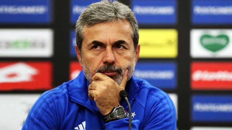 Beşiktaş fark yedi, Kocaman'ı stres bastı!