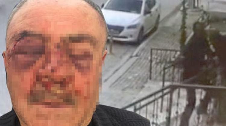Komşu vahşeti: Aidat için yöneticiyi  öldürecekti