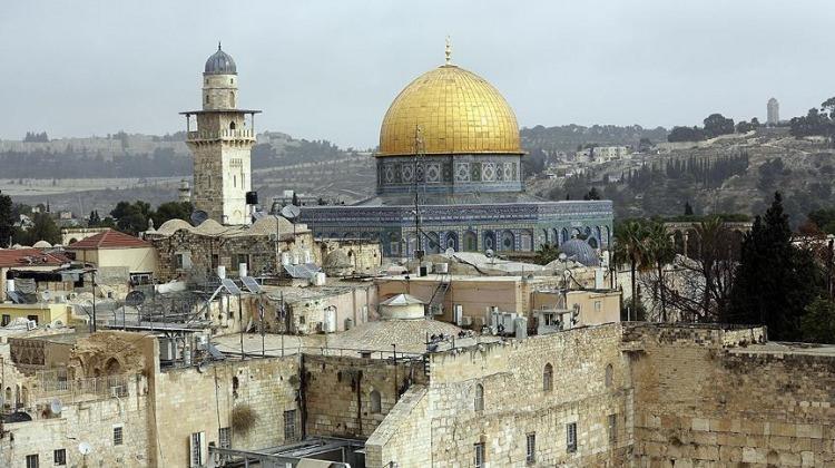 YÖK'ten Kudüs hamlesi! Bir ilk olacak