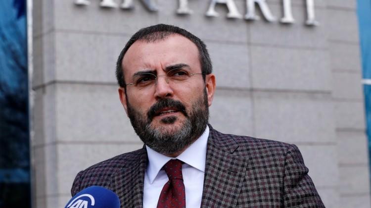 Mahir Ünal'dan Kılıçdaroğlu'na cevap!