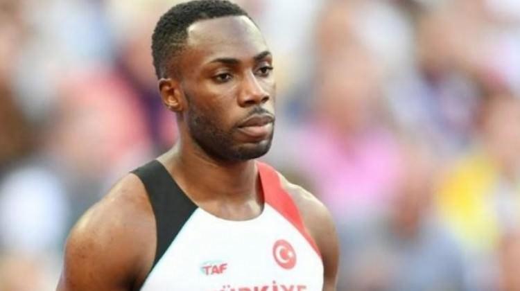Milli atletten yeni Türkiye rekoru