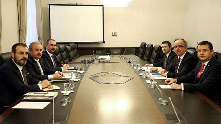 Milli Mutabakat Komisyonu'nda kritik hafta