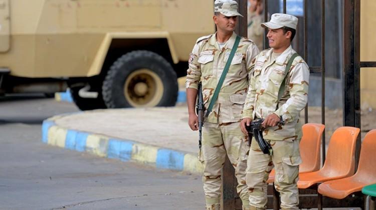 Mısır ordusu duyurdu: Harekat başladı!