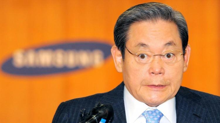 Samsung'un patronu da polis kıskacında
