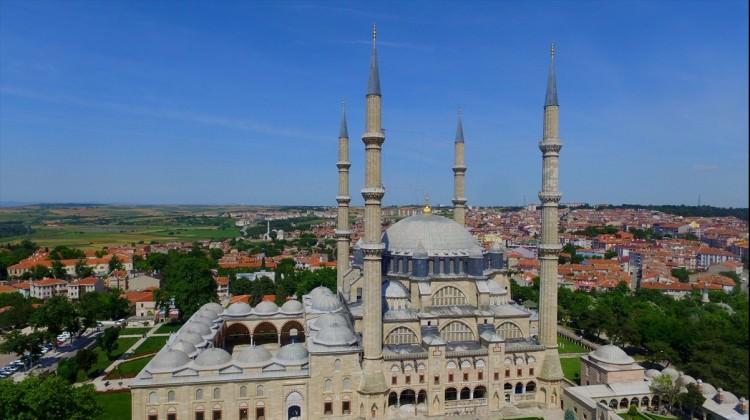 Selimiye Camisi'ne kapsamlı restorasyon yapılacak