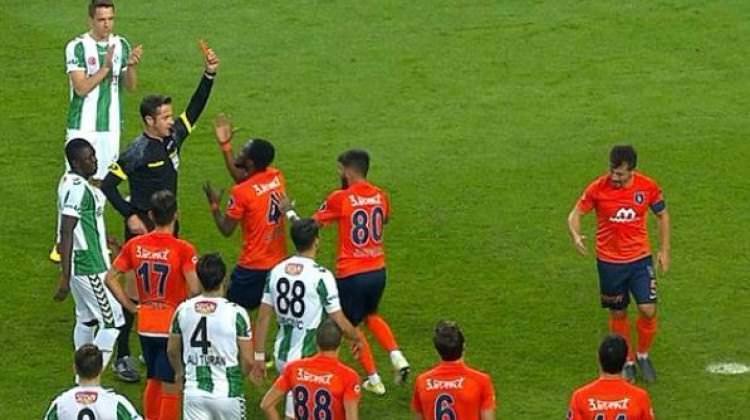 TFF'den Emre Belözoğlu kararı! Hakeme küfretmişti